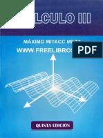 Calculo III - Maximo Mitacc Meza - FL - Bajo.pdf