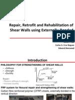 Shear Wall Testing Facilities - Carleton