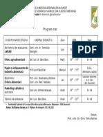Managementul Calitătii Anul I Semestrul II 2012-2013