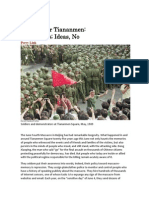 China After Tiananmen