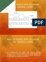 Multiplexado Por División de Codigo (Cdm)