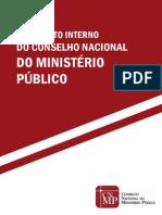 Regimento Interno Do CNMP V3 WEB
