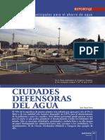 Ahorroagua-Ciudades Defensoras Del Agua