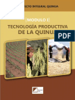 Tecnología Productiva de La Quinua