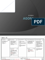 AGORA Business Model Canvas