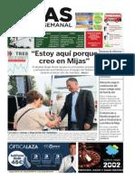 Mijas Semanal nº587 Del 13 al 19 de junio de 2014