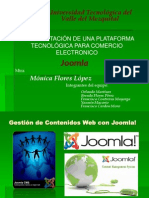 Gestión de Contenidos Web Con Joomla
