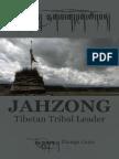 Jahzong - Tibetan Tribal Leader