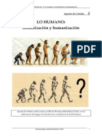 2 Lo Humano, Hominiz Narvaja Vitello 2011