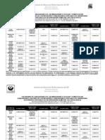 Calendario de Evaluaciones Escolar y Sem 2013-2014 b