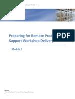 VMAS Remote Training Module 0