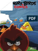Angry Birds Comics #1 Preview
