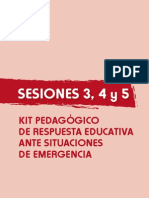 Kit Emergencia II.ee