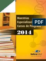Guia Maestrias IntraMed 2014