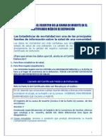 REGISTROMUERTE_CERTIFICADOMEDICODEFUNCION
