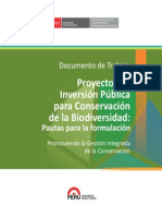 Pip Conservacion