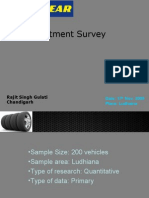 Fitment Survey Ludhiana