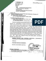 Putusan MA atas Uji Materi PP Nomor 31 Tahun 2007