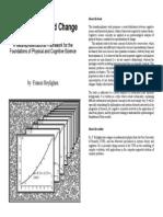 Heylighn, Francis - Representation & Change