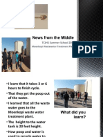 news from the middle