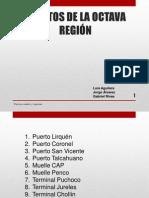 Puertos de La Octava Región.