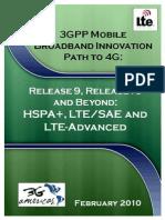 3GPP Rel-9 Beyond Feb 2010[1]