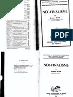 Raymond Ruyer-Néofinalisme (1952)