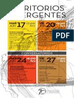 TERRITORIOS EMERGENTES