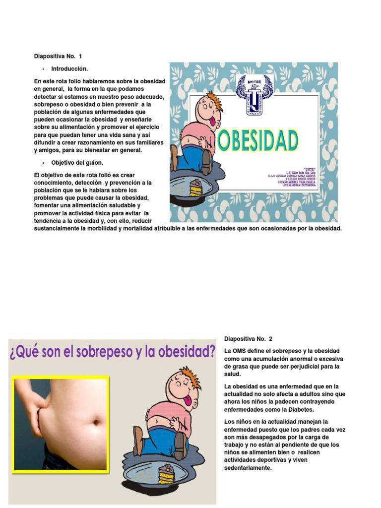 sobrepeso enfermedades