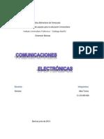 Comunicación Electrónica