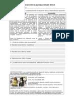 Examen de Ética Regularización