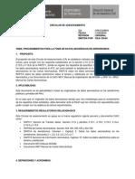 CA Procedimientos Para Toma de Datos Geodesicos en Aerodromos