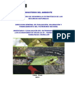 Biodiversidad PN Yanachaga Peru