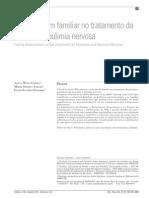 A Abordagem Familiar No Tratamento Da Anorexia e Bulimia Nervosa - Mariane