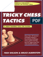 303 Tricky Chess Tactics