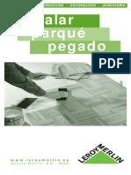 Instalacion de Parque Pegado