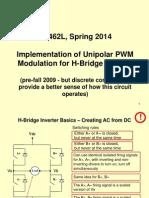 10 EE462L PWM Inverter Control Circuit