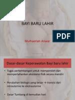 ASUHAN+KEPERAWATAN+PADA+BAYI+BARU+LAHIR