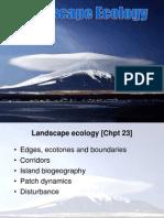 10 Landscape Ecology