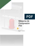 Catálogo de maquina de compresion PW