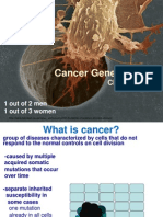 cancer ppt on the biology