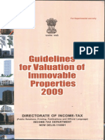 Guidelines Properties 2009