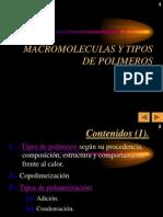 DIAPOSITIVAS MACROMOLECULAS