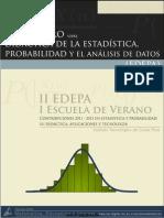 Encuentro Sobre Didáctica de La Estadística, La Probabilidad y El Análisis de Datos