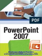 Separata Power Point 2007