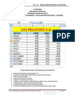 Microsoft Excel 2007 Practicas