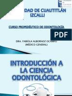 Introduccion a La Ciencia Odontolc3b3gica
