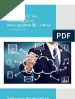 Bagaimana Online Marketing Dapat Meningkatkan Bisnis Anda