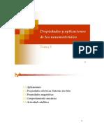 Tema3-diapositivas NANOMATERIALES