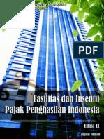 Buku Fasilitas Dan Insentif PPh Indonesia Edisi II - 2013-Mobile